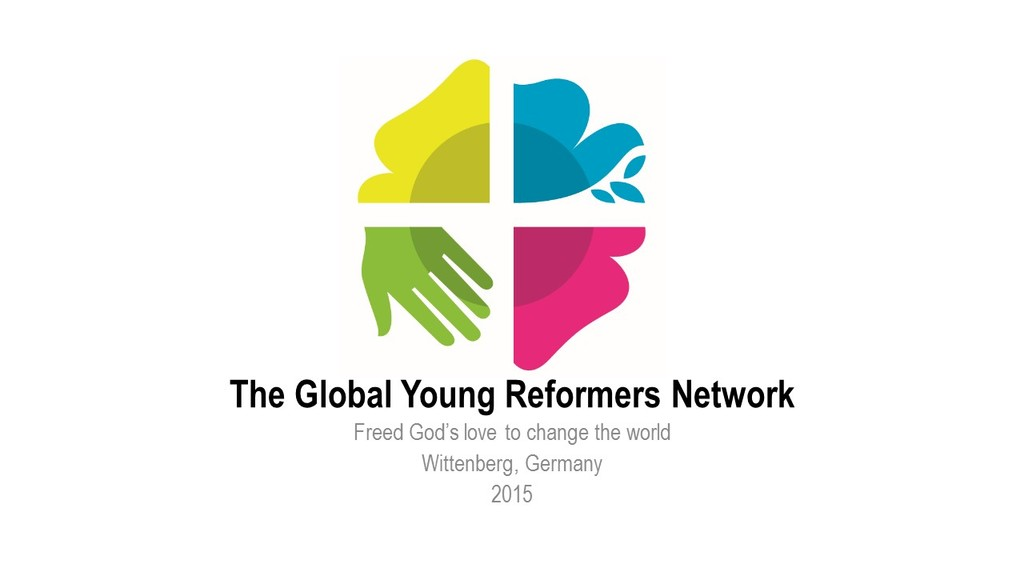 Young Reformers Wittenberg 2015