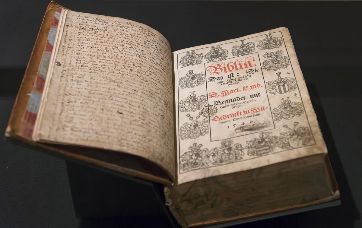 Bibelübersetzung