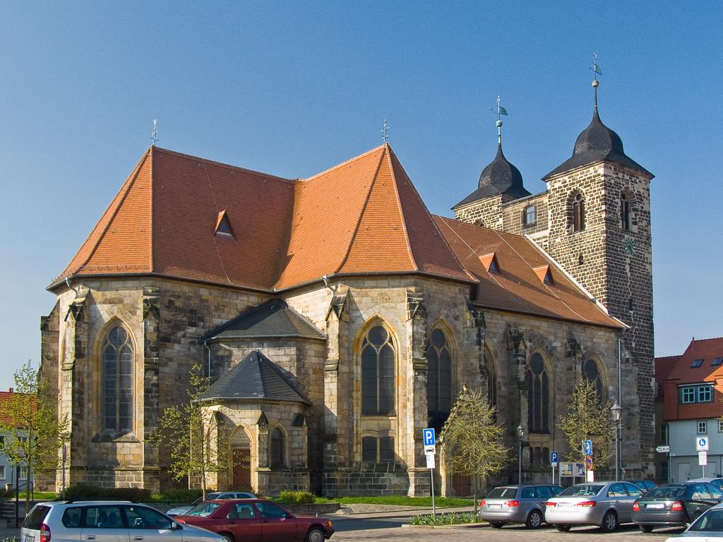 St Nicolai Kirche