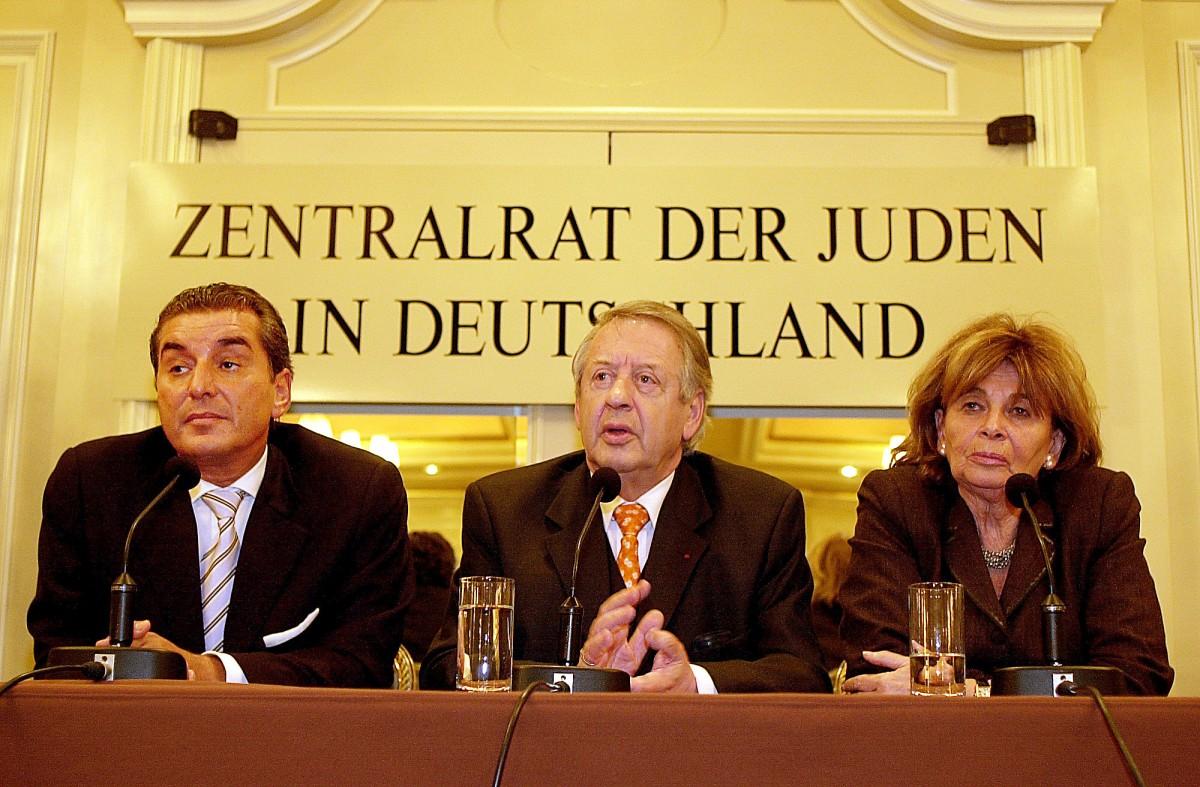 Zentralrat Der Deutschen