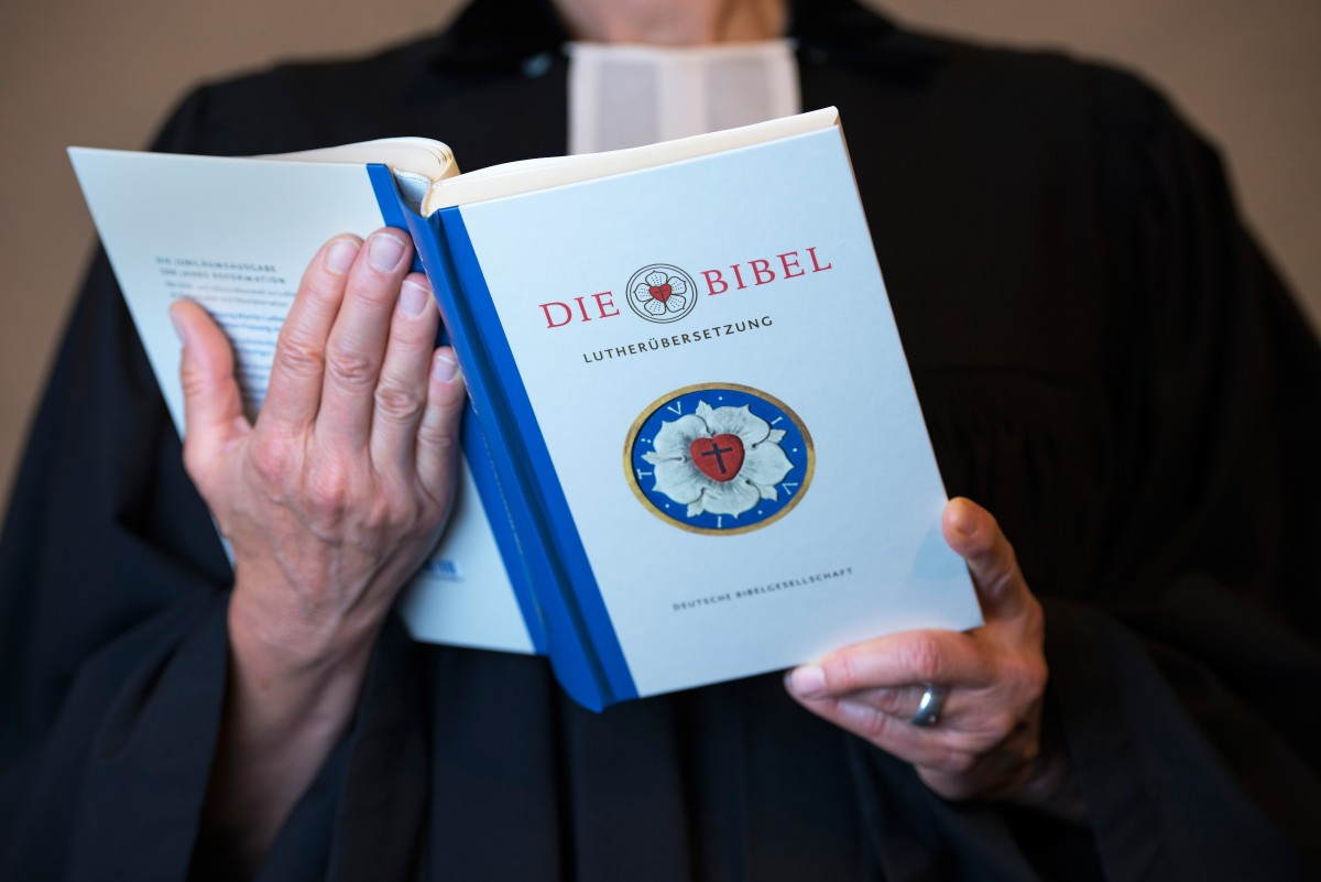 Lutherbibel quer