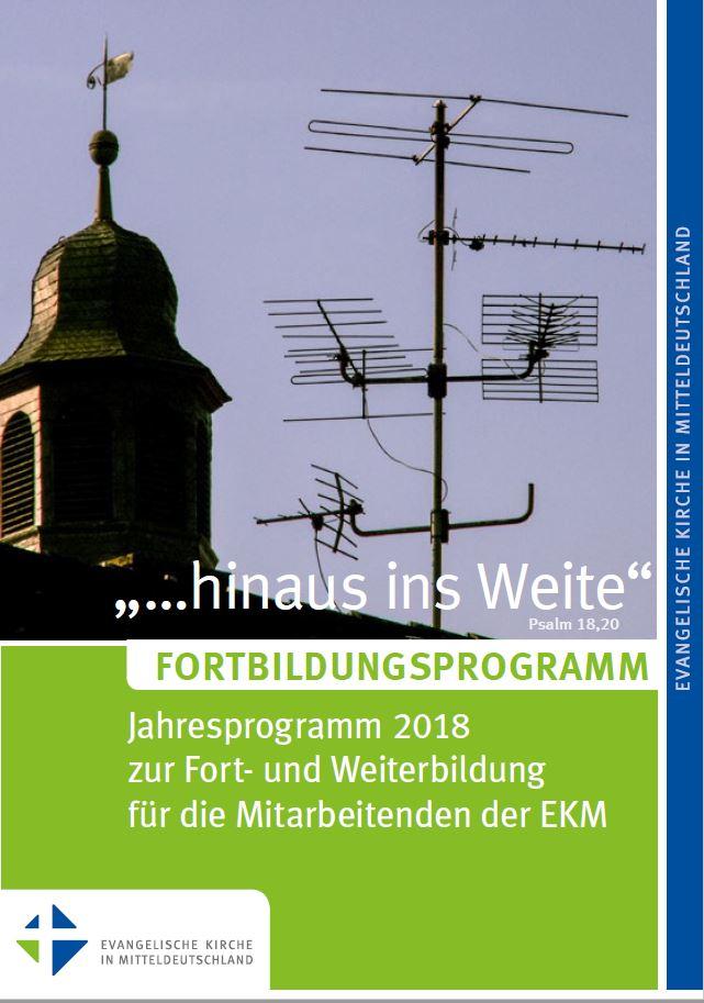 Fortbildungsprogramm der EKM