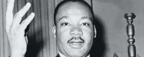Martin Luther King flach (EKM)